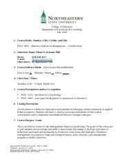 Syllabus - Behavior Analysis and   Management - Fall 2018 (1).docx