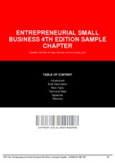 Entrepreneurial-Small-Business-4th-Edition-Sample-Chapter