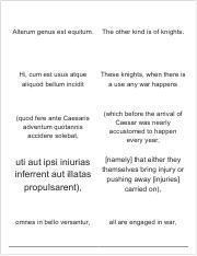Caesari cum id