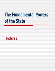 Lecture 2-Inherent Powers.ppt