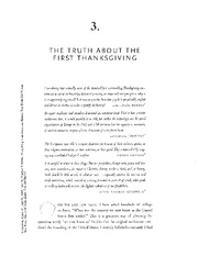 OR-04 - Loewen - Truth about the First Thanksgiving