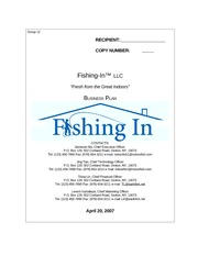 TIMMONS_GROUP_12_Fishing_InBUSINESSPLAN_May_2007