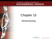 12bTextbook Chapter 15 Dimensioning