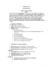 122 Final Study Guide, Fall 2014 (2) (1).docx
