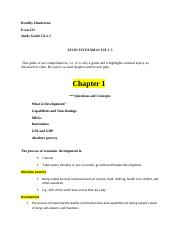 study guide for ch.1-5 exam#1