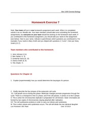 Copy of Biol 1009 Homework Exercise 7