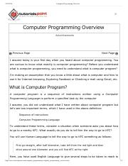 Computer Programming Overview.pdf