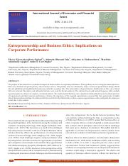 Entrepreneurship and Business Ethics Implications on.pdf