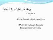 Chapter 5 Special journals_cash transactions_CLC