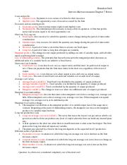 Microecon chapter seven notes.docx