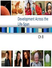 Ch 8 Rev.1.17Dvp Across the Life Span