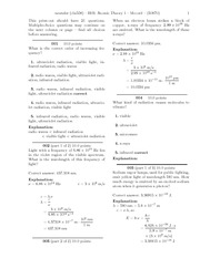 H03- Atomic Theory 1-solutions