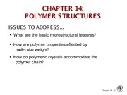 C17 Polymer Structures