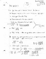 Math 211 hw packet 1 graded