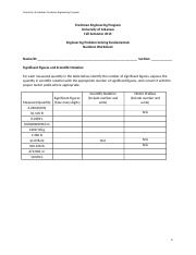GNEG 1111 Fall 2013 Fundamentals- Numbers Worksheet.docx