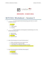 WORKSHEET+-+SESSION+5+-+Answers