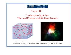 Topic III Thermal Energy and Radiant Energy.pdf