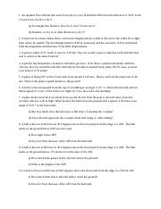 Circular Motion Worksheet sans answers - Circular Motion