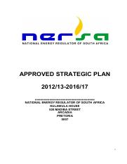 NERSA Strategic Plan 2012-13 to 2016-17.pdf