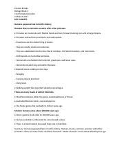 12 6 primate evolution preston brooks biology block 2 12 6 primate rh coursehero com biology chapter 15 evolution study guide answers biology evolution test study guide answers