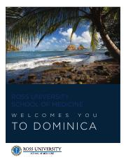 Ross's Practical Guide to Dominica