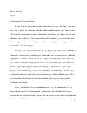 Short religion essay.docx