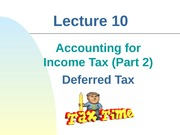 Lect10 - Income Tax (2)