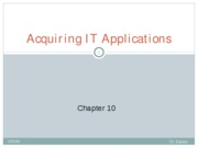 Chpt10Acquiring_IT_Applications
