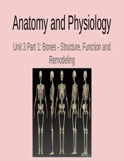 Unit 3 Part1- Bones - Structure, Function and Remodeling-3.pptx