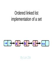 Liorlinked list presentation.ppt