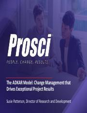 The-Prosci-ADKAR-Model-eBook - Prosci Inc All rights reserved www