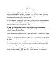 bacchae essay