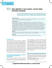 Medline article-Early Detection of oral cancer.pdf