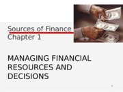 Topic 1 sourcefinance - lecture 1.ppt