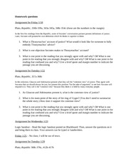 Homework Questions 1-18 to 2-8(1)