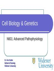 N601_Wk1_Cell_Bio_YouTube_PPT_4_Posting.ppt
