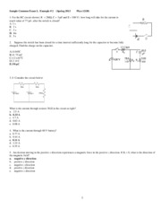 Exam 3 sample 2 spr13h