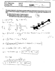 civil eng CE204 s05 quiz3