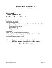 NEW OB PPH Orders_Reviewed 02_05_2016.doc