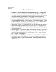 Discussion questions Ch.1