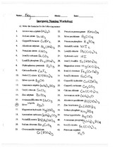 Worksheet Classifying Matter Worksheet classifying matter worksheet name block 6 pages inorganic naming worksheet