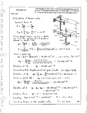 277_Mechanics Homework Mechanics of Materials Solution