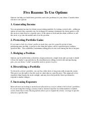 20-Five Reasons To Use Options.pdf