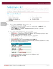 ISM3011_Simnet_Access2013-Project1-instructions
