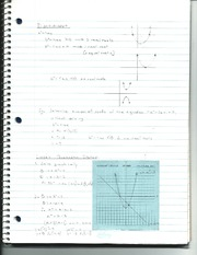 Discriminant and Functions Notes