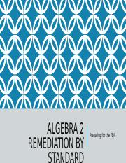 algegbra review.ppt