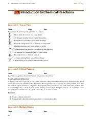 Environmental Science 101 Final Exam | Course Hero