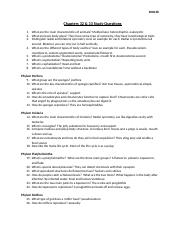 Ch 32_33 Study Qs and answers
