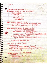 EN 102 Craft of Research Notes