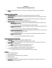 BUS 346—Ch. 11 Notes.docx